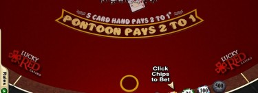 How You Can Play Pontoon Blackjack and Beat a Dealer's 21