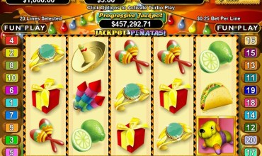 Kinds of Casino Slots – Jackpot Slots